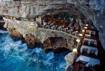 Рестораны с потрясающими видами