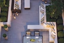 Outdoor Living Space / People underestimate the value that can be added to a home by creating a stunning outdoor living area.  Although some of the ones we share would cost a lot of money, they should give some inspiration and you might be surprised how little it costs to do something similar.