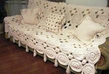 mantas para sillones