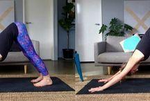 Yoga Stuff / Yoga information, tips, poses, etc.