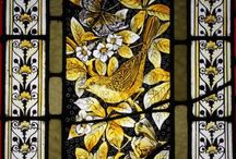 Pictorial Stained Glass