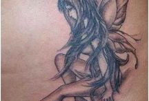 fairy tatto