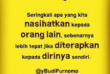 @Kata_Budi / Kata-kata yang bagus, follow @Kata_Budi on twitter