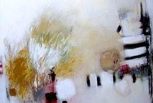 Paintings in White