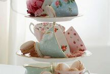 Teacups / by Sherry Ancil