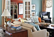 Living Room / by Keri Gentry Welch