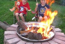 Campfire Rings & Grills