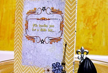 Card crafting / by December Boulevarde Photography