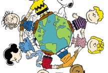 Amo muito! / Dogs, Peanuts, ChArlie Brown, Snoopy...