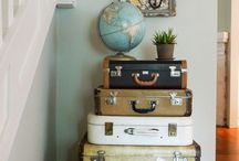 Suitcases / by Layla Palmer