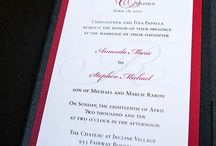 B&R Wedding / by Mariah Corson