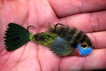 Fliegen Fischen