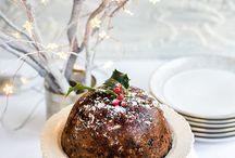 Christmas baking /food