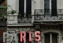 Paris / by Erin Corbett