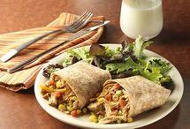 Healthy eating recipes / by Marnie Guglielmo