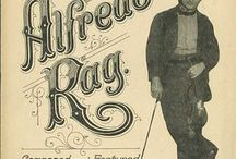 Vintage Sheet Music Covers