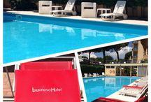 Wellness @Hotel Logonovo / Swimming Pool & Technogym