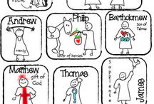 Sermon Sketchnotes / examples of drawing in church