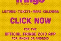 Fringey Fun / General fun stuff for all you Fringe fans / by Edinburgh Festival Fringe Society