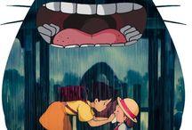 Totoro love ♥