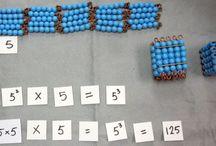 Montessori Elementary Math
