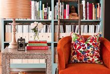 Home-bookish spaces