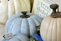 Fall & Halloween Stuff & Junk