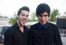 Andy & David crown the empire