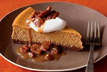 fall recipies sweet and savory / by Susan Alberico
