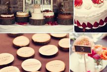 Wedding Cakes / These are wedding cake ideas from weddings held at Morningside Inn, located in Frederick, Maryland.