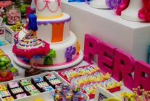 Birthday Party Ideas!! / Ideas for the girls birthday