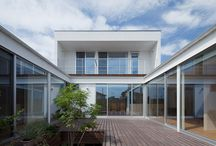 igawa-arch/A house for 2 daughters and parents