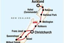 "NZ Australia trip / Our ""trip of a lifetime"" trip planning / by Debra McDonald"