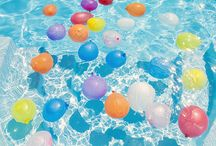 Pool party ideas / by Birthday Planet