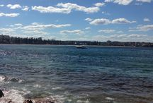 Mini Vacation at Manly