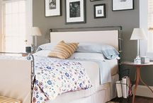 bedroom ideas / by Nicole Boucke