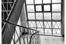 Cages d'escalier