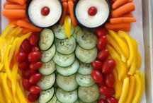 Appetisers for kids