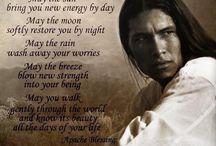 native Indian prayers