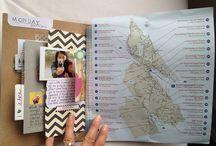 Travel - scrapbook