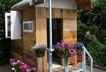 Maisons de jardin