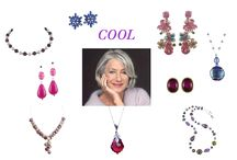 Cool Colouring - What to wear / What to wear for women with silver/grey hair and cool skin tone
