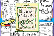Learning Colors / by Bobbie Hoag