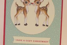 Home for Christmas stampinup paper