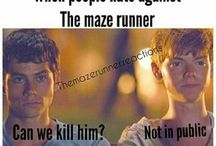 The Maze Runner❤