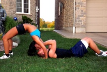 Workout together, stay together