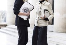 STYLISH COUPLES / Because two is always better than one. | Street style, style, fashion, outfit, outfit inspiration, fashion couple, stylish duo.