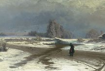 Vasilev F. / Fedor Vasilev 1850-1873
