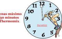 Termomix   Cenas rapidas