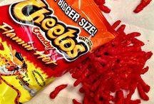 Hot Cheetos Love